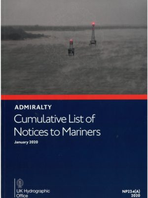 NP131- 2021 Catalogue of ADMIRALTY Charts and Publications ...