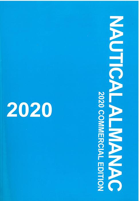 2020 Nautical Almanac (Commercial Edition) – Boat Books